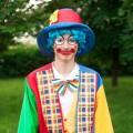 Веселый клоун на день рождения ребенка в Москве