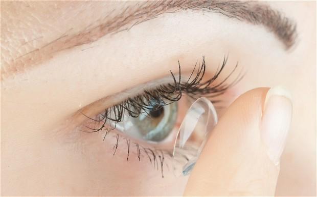 Большой выбор контактных линз, линзы с диоптриями