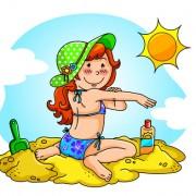 защита ребенка от солнца