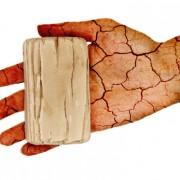 очищать кожу