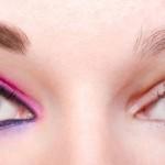 макияж на глаза