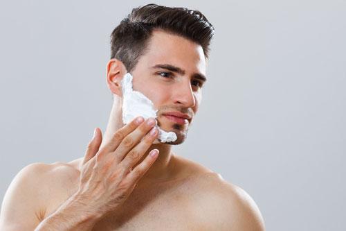 правильное бритье