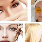 Морщины под глазами – убрать в домашних условиях