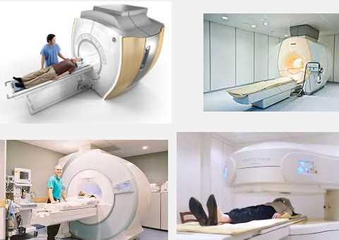 Современные методы обследования, МРТ